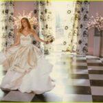 Керри Бредшоу в свадебных платьях